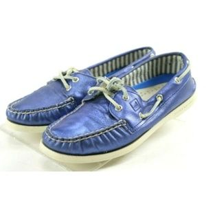 Sperry Top Sider Met Women's Boat Shoes Size 7